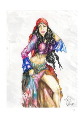 Gypsy Zamora