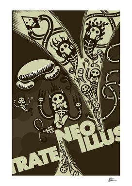 The Dark Ones - Neo-Illustrate