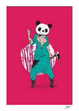 BADASS PANDA WOMAN