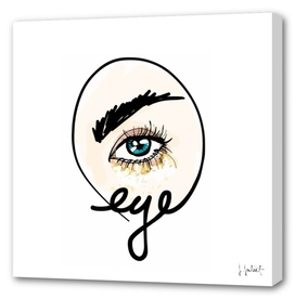 EYE SEE Illustration