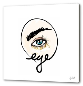 EYE SEE Illustration