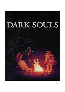 Dark Souls *Bonfire Lit*