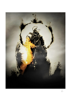 Dark Souls *The Bearer of the Flame*
