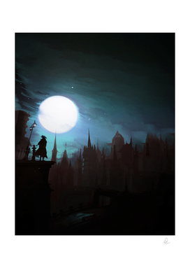 Bloodborne *The Night of the Hunt*
