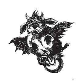Dragon Pug