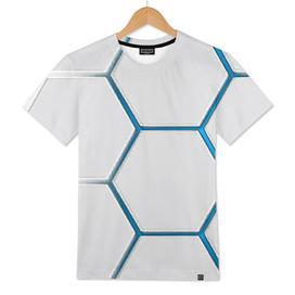 Honeycomb White
