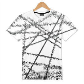 Abstract 15 white