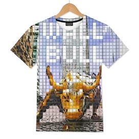 'the Wall st. Bull'