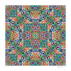 Native American Pattern Six