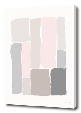 Soft Pastels Composition 2