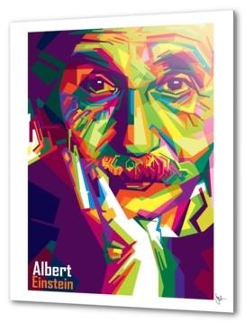 Albert Eintein