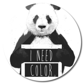 I need color