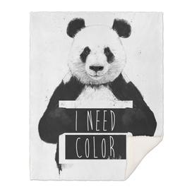 I need color