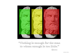 Epicurus on Vanity