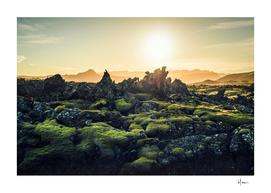 Lava Field III