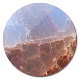 Fractal Canyons