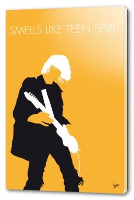 No004 MY Nirvana Minimal Music poster-curioos