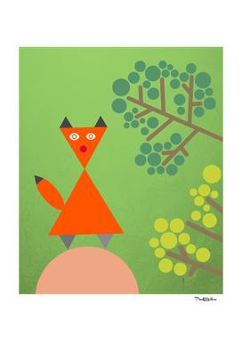 My little Fox