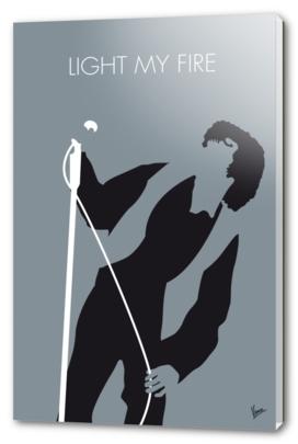 No007 MY The Doors Minimal Music poster-curioos