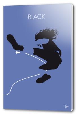 No008 MY Pearl Jam Minimal Music poster-curioos