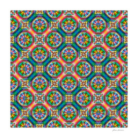 Native American Pattern Four