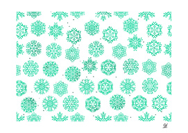 Luxurious Snowflakes II