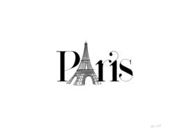 Paris typography
