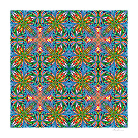 Art Nouveau Pattern One