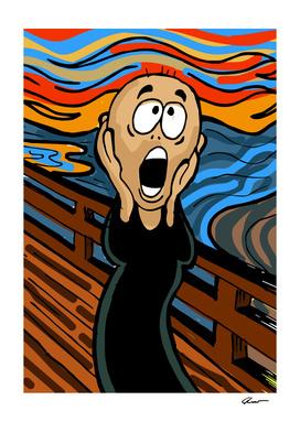 Munch Parody