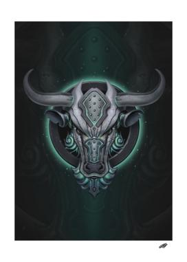 Ancient Bull