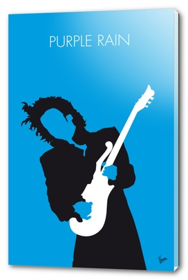 No009 MY PRINCE Minimal Music poster