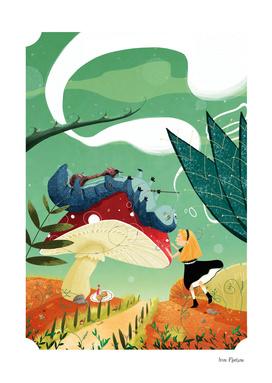 Alice & Caterpillar