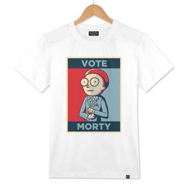 VOTE MORTY