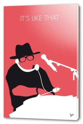 No022 MY RUN DMC Minimal Music poster-curioos