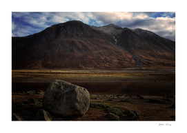 Mountains of Loch Etive