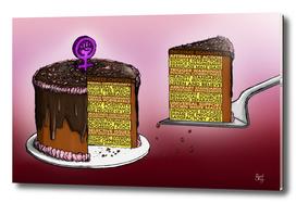 The Cake of Modern Feminism