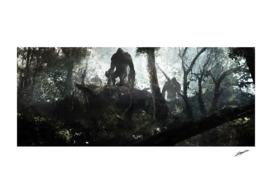 Bigfoot reunion