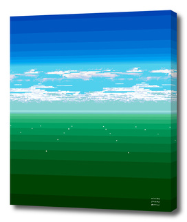 Infinite Horizon - Glitched Star Fox (1993)