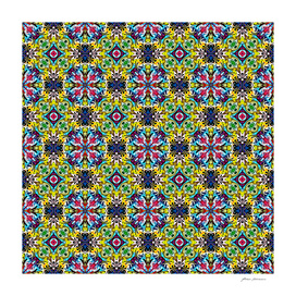 Native American Pattern Ten