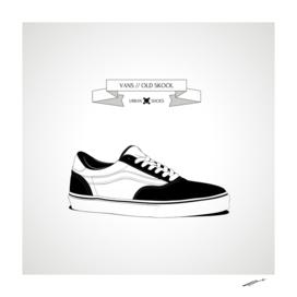 Urban Shoes / Vans