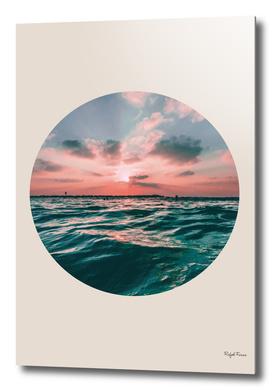 SEA IN A CIRCLE