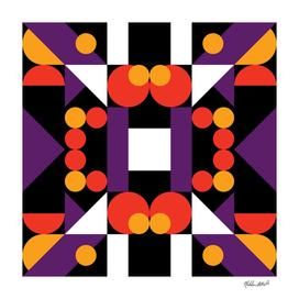 Graphic Kaleidoscope Design 40