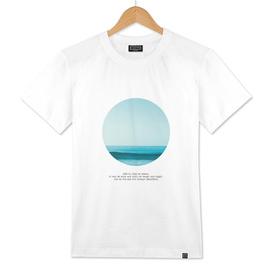 LIFE IS LIKE AN OCEAN