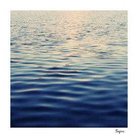 Serenity of the Ocean