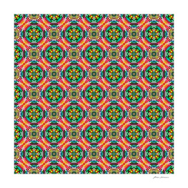 Native American Pattern Eleven