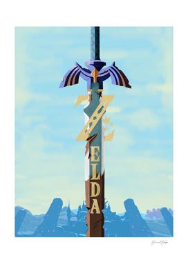 Zelda - Link's Master Sword