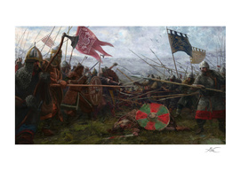 Battle of Lusatia 1002 years.