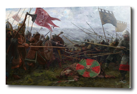 Battle of Lusatia 1002 years.
