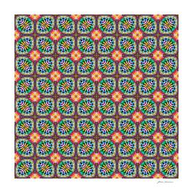Native American Pattern Thirteen