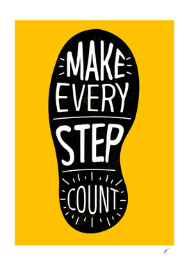 Quote Poster - 13  - Steps